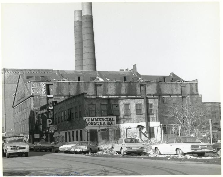 Commercial Lobster Co. Circa 1950